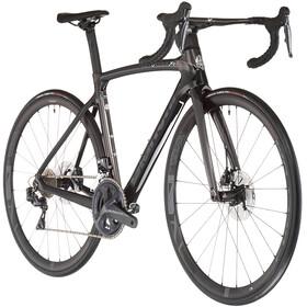 Bianchi Oltre XR4 CV Disc Ultegra Di2, black/graphite full glossy